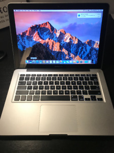 "13"" Macbook Pro Late 2011 - Excellent Condition"