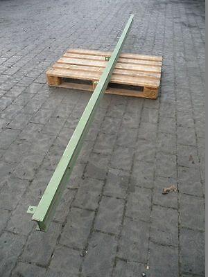 Stahlträger 100 x 55  4,06 m lang Eisenträger Doppel-T-Träger Baustahl IPB IPE I
