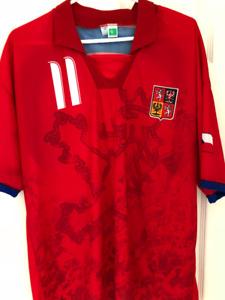 World Cup Czech soccer jersey