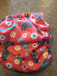 3 cloth diapers