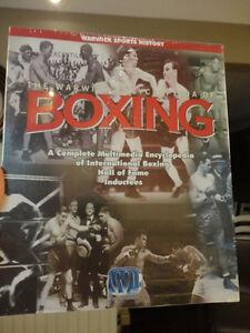 Warwick History of Baseball /Boxing Multimedia Encyclopedia's Kitchener / Waterloo Kitchener Area image 8