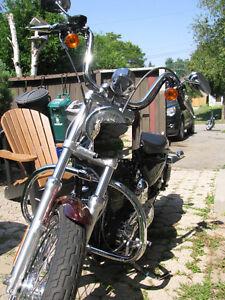 HARLEY DAVIDSON ENGINE GUARD - $150