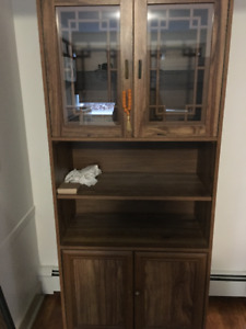 Dining / Living  Room Hutch Wooden