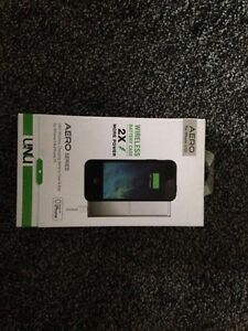 Battery case wireless charger iPhone 5/5S