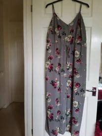 New maxi dress size 22