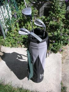 INTECH FUTURE TOUR JR Matched 5 Piece Right Hand Golf Set VGC