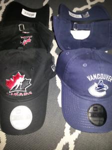 Brand New Licensed Sports Caps