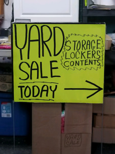 Street Sale Saturday May 26th