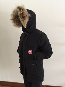 Canada Goose Expedition Parka, Black, M