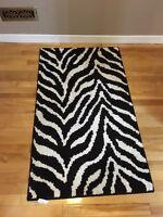 Twin zebra bedroom assortment