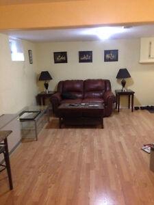 1 Bedroom & 1 bath Lower Flat Apartment - Upper Sackville