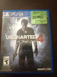 Uncharted 4 for only 20 bucks!!!