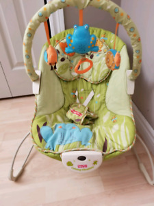 Fisher-Price vibrating chair
