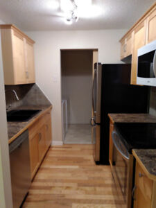 2 Bedroom Condo Walking Distance to Canyon Meadows Train Station