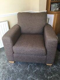 John Lewis armchair