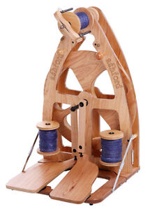 Spinning Wheel and Ball Winder