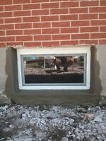 EGRESS WINDOWS COMPLIANT FOR INCOME PROPERTY OF STUDENT RENTAL