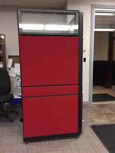 Teknion Office Dividers                   call or text 626-6533