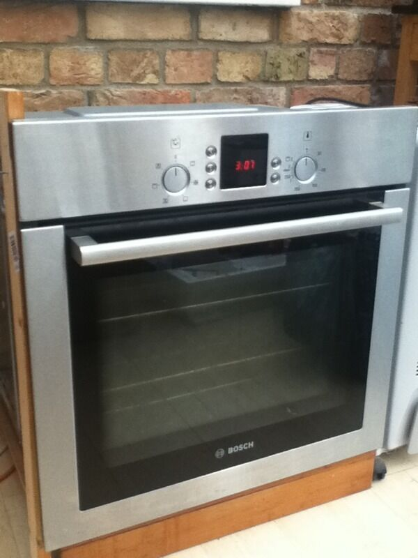 how to turn off bosch oven