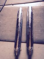Stock mufflers for 2006 HD Ultra Classic