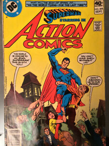 Great Old Comic Books 70's to 80's