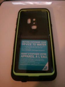 Samsung galaxy s9+ lifeproof fre case