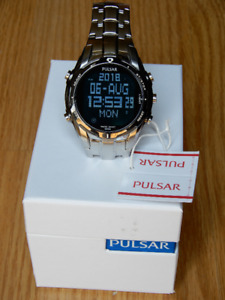 New Pulsar Water/P to 100 M Mineral glass $75 Brampton.
