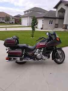 1984 Kawasaki Voyager 1300