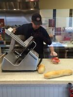 Now Hiring:  Shift leaders & Crew for new Jersey Mike's Subs