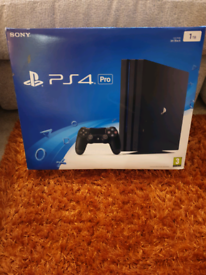 Boxed Playstation 4 Pro