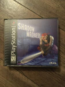 Shadow Madness PS1