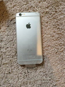 2 month old Rogers iPhone 6s 64gb Kitchener / Waterloo Kitchener Area image 2