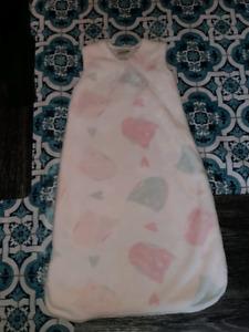 Brand new soft baby sleep sack 0-6 month