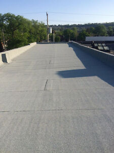 Flat Roofing Repairs, Removal, New Installment & Inspections. London Ontario image 5