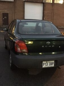 Toyota Echo 2002 - Remote Car starter/Démarreur à distance