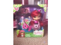 STRAWBERRY SHORTCAKE DOLL BRAND NEW