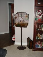 Bird Cage with Stand / Perches / & Toys