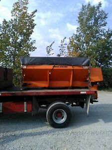 8' Monroe Spreader V-Box London Ontario image 3