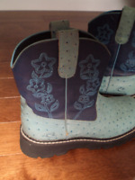 Roper - Western Leather Boots