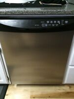 Frigidaire stainless dishwasher