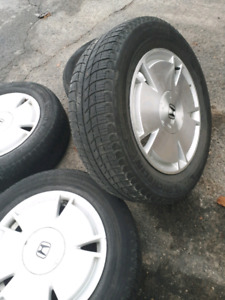 Mag and tire