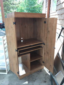 Computer Hutch for sale