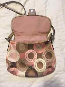 ONE-TIME USE COACH CROSSOVER PURSE London Ontario image 2
