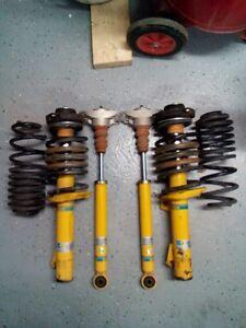 suspension  bilstein gti ,rabbit , jetta , bettle ,r32 ,A3 !!!!