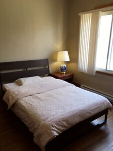 Room for short term rent, Jolicoeur metro station