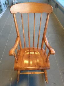 Rocking Chair - Wood
