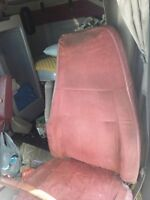 Drivers side air ride seat from 2007 Mack CXN613