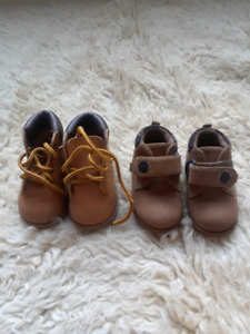 Used baby boots