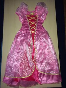 Costume/déguisement Robe rose de Princesse 4-6 ans (NEUVE)