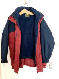 Regatta waterproof jacket size 16 ( ladies)
